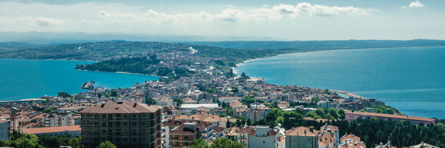 Flights from Sinop (NOP) from 21 GBP