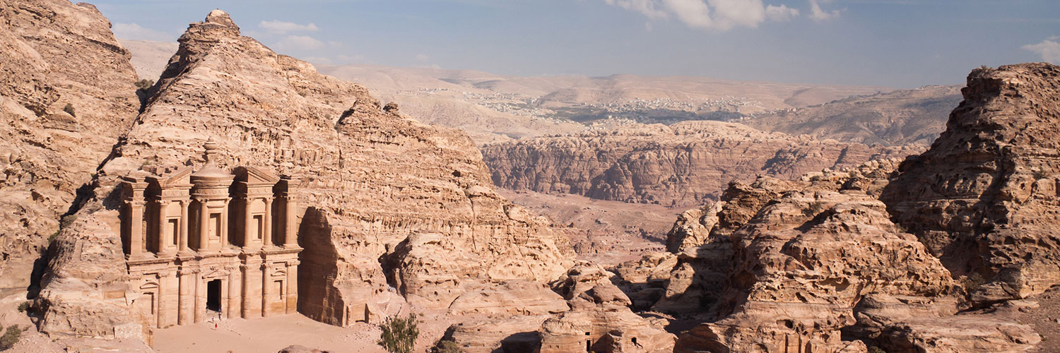 Flights from Turkey to Jordan from 83 GBP