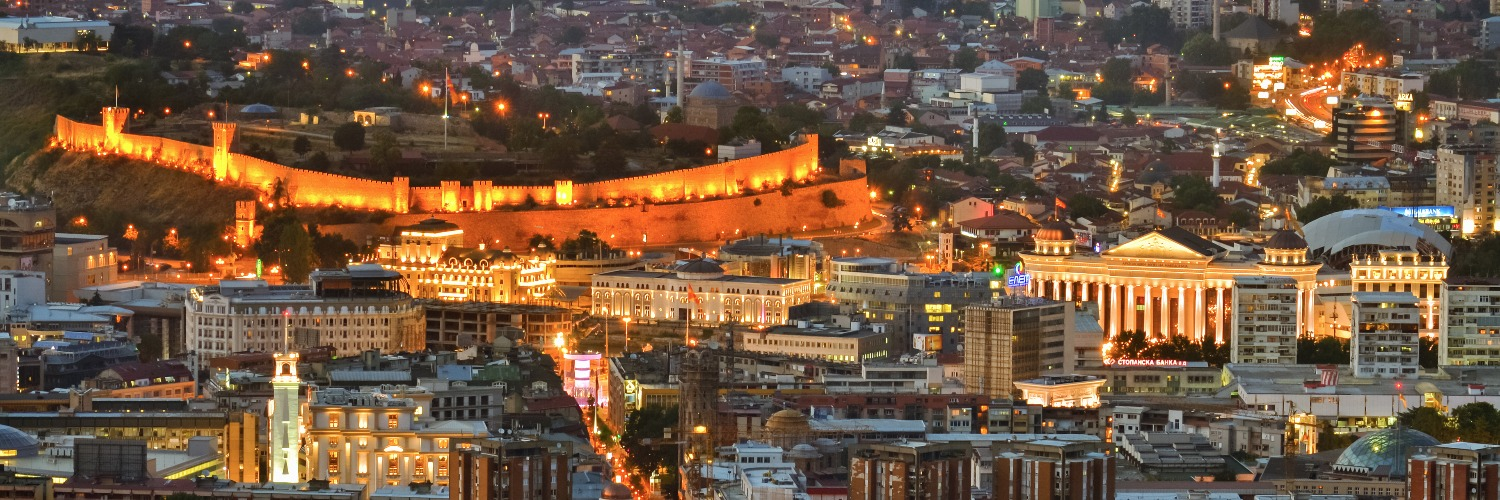 Flights to Skopje (SKP) from 29 GBP