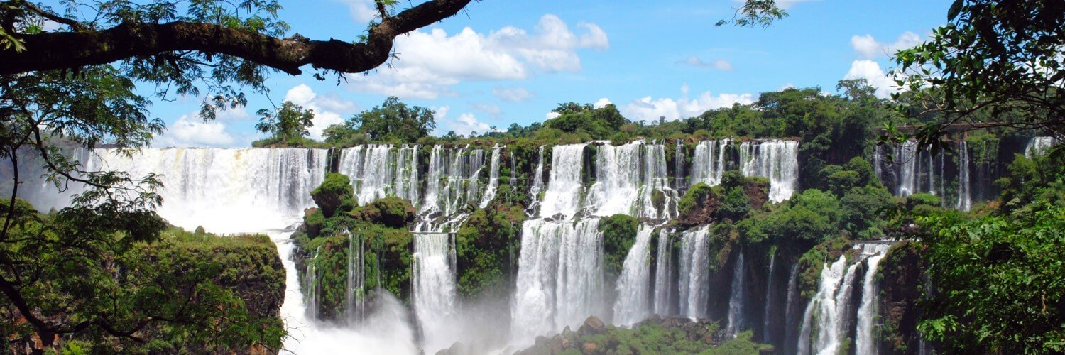 Search Tel Aviv to Iguazú (TLV - IGR) Flight Deals