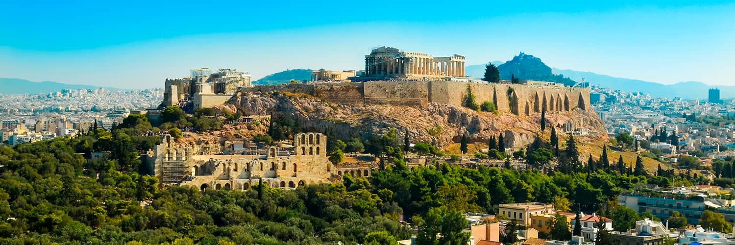 Search Amsterdam to Athens (AMS - ATH) Flight Deals