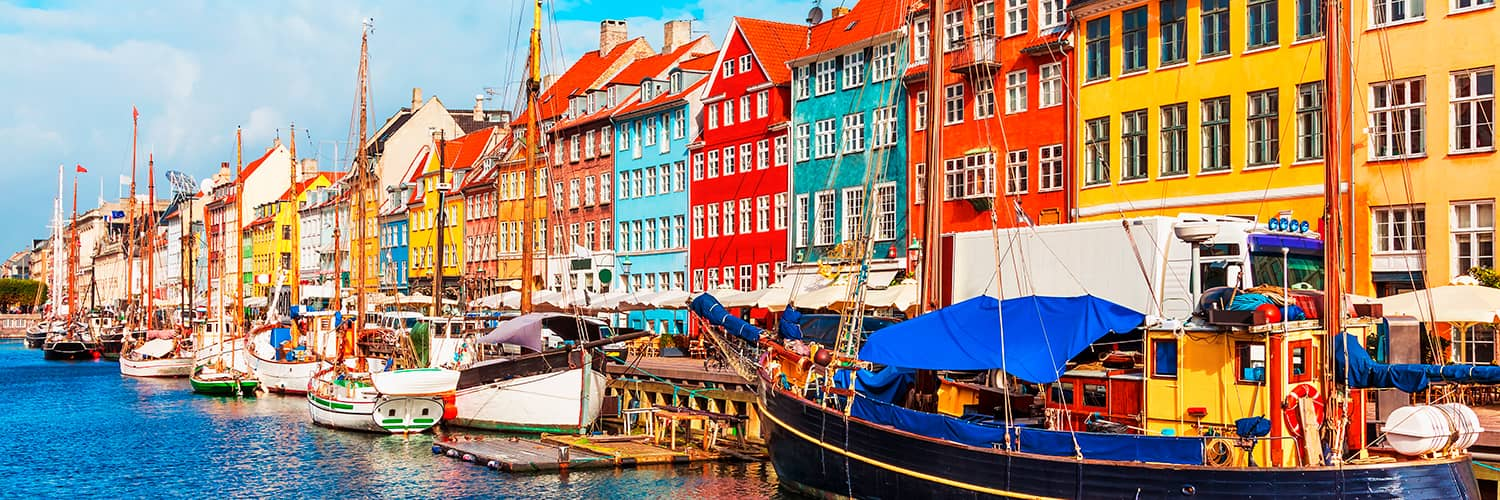 Ofertas de voos partindo de Munique para Copenhague (MUC - CPH)