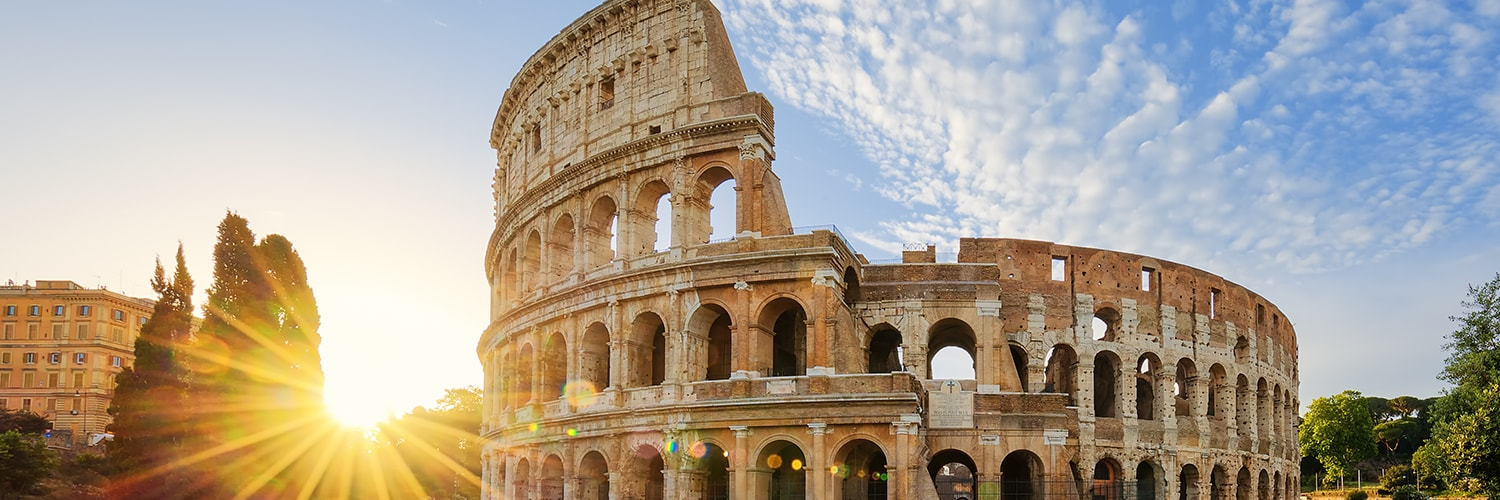 Search Caracas to Rome (CCS - FCO) Flight Deals