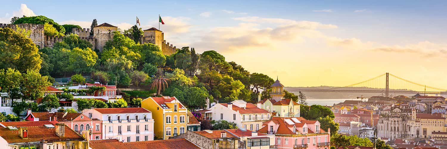 Search Madrid to Lisbon (MAD - LIS) Flight Deals