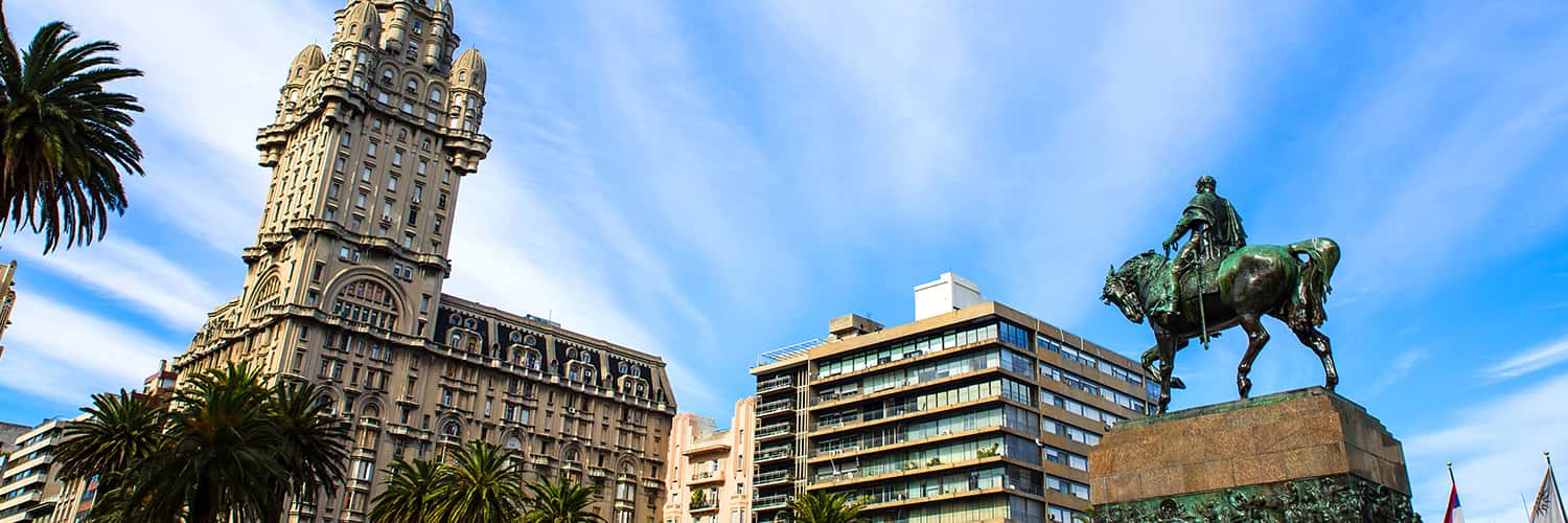 Search London to Montevideo (LGW - MVD) Flight Deals
