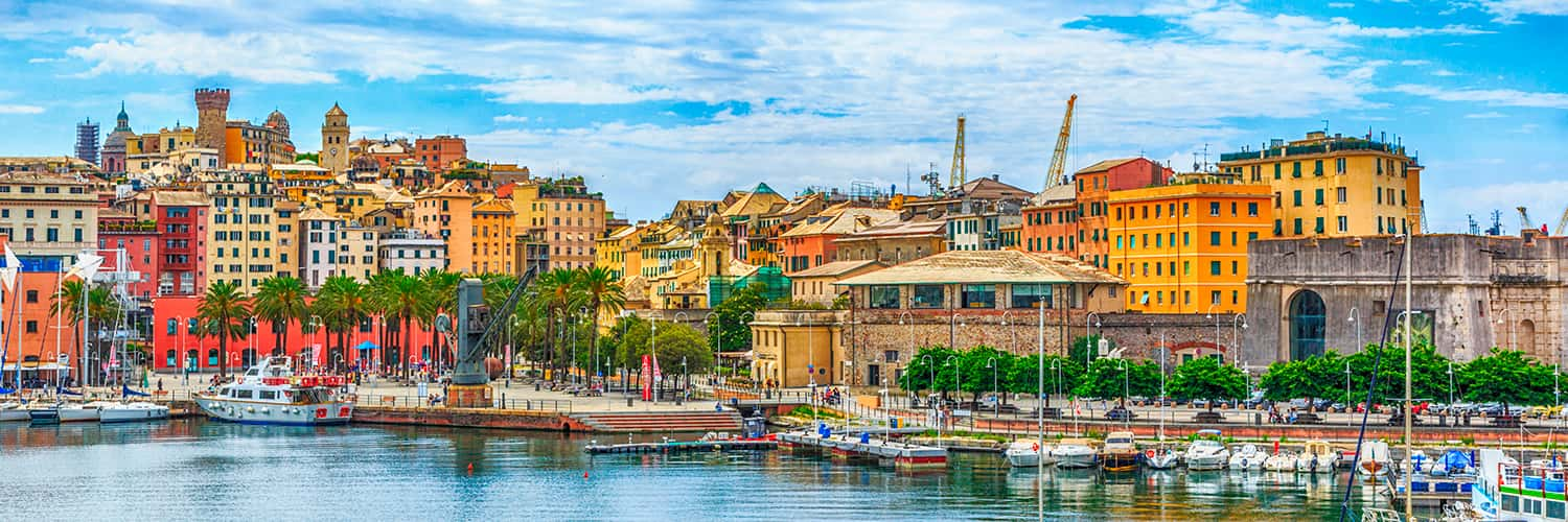 Search Mallorca to Genoa (PMI - GOA) Flight Deals