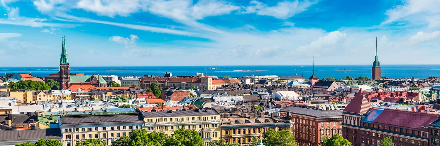Compare Lowest Airfares from Helsinki (HEL)