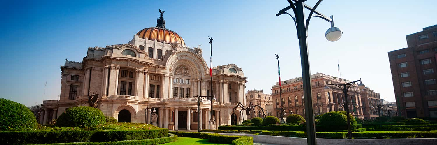 Search Brussels to Mexico City (BRU - MEX) Flight Deals