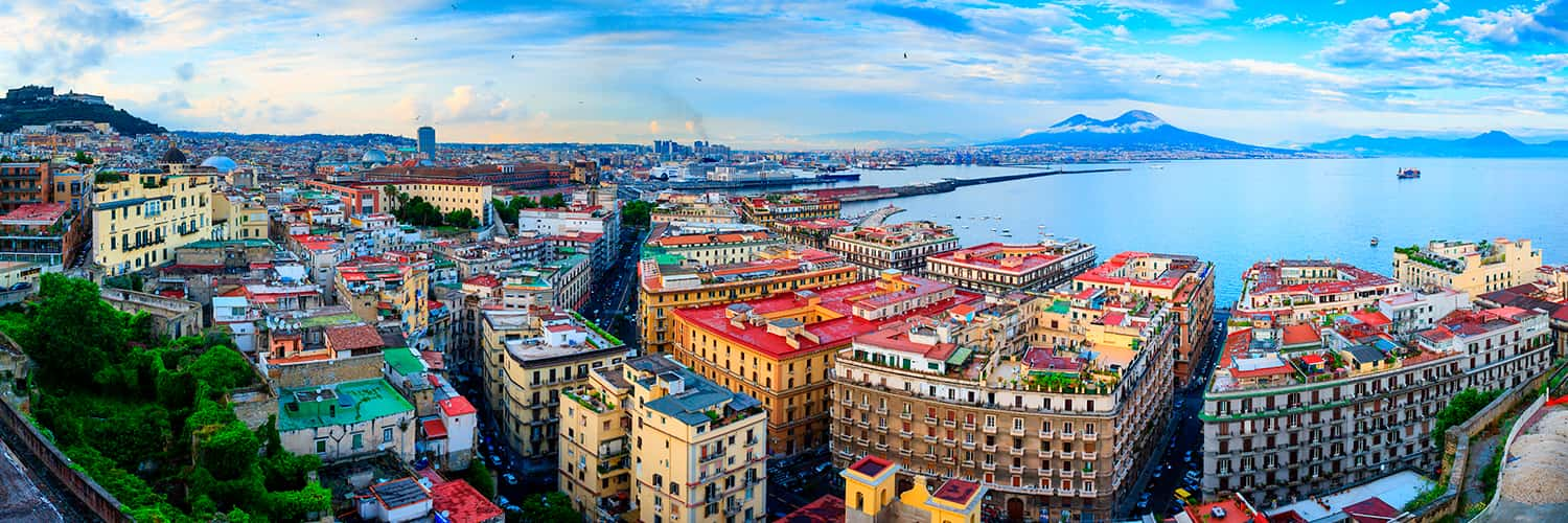 Search Caracas to Naples (CCS - NAP) Flight Deals