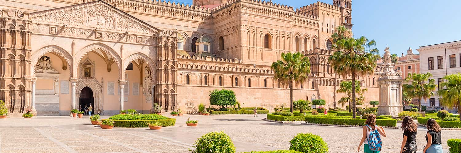 Search Asunción to Palermo (ASU - PMO) Flight Deals