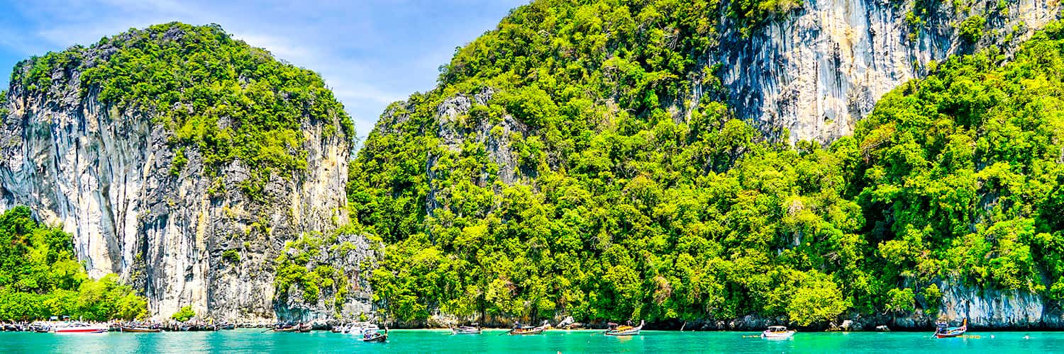 Search Barcelona to Phuket (BCN - HKT) Flight Deals