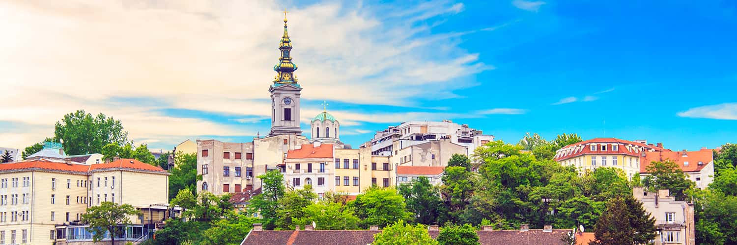 Compare Cheap Flights to Serbia