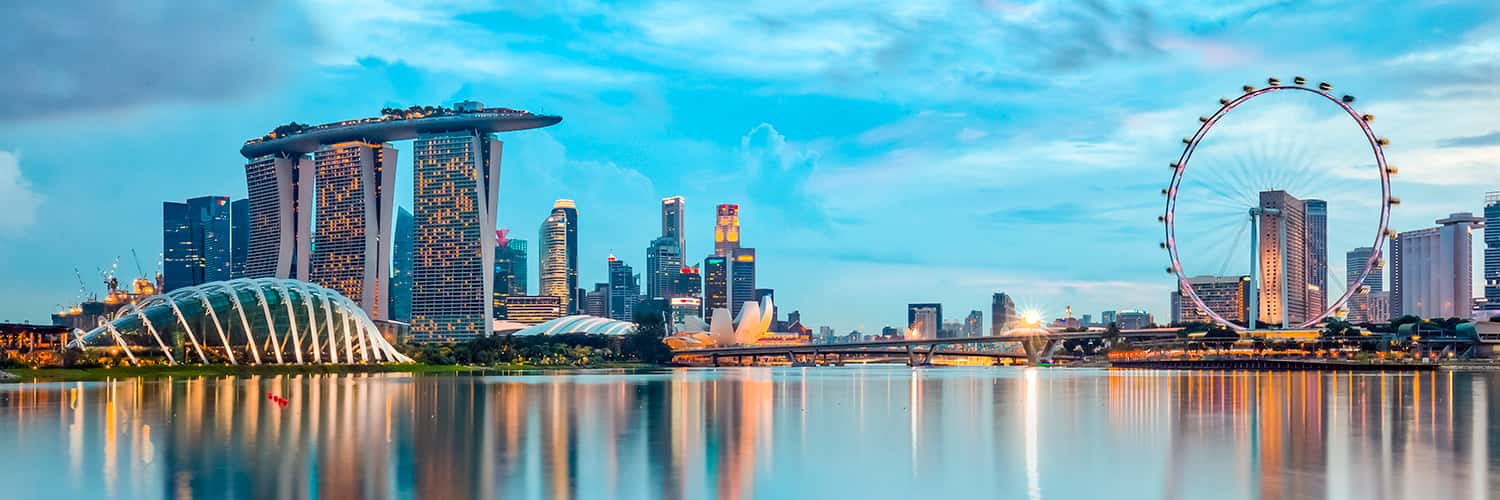 Search Madrid to Singapore (MAD - SIN) Flight Deals