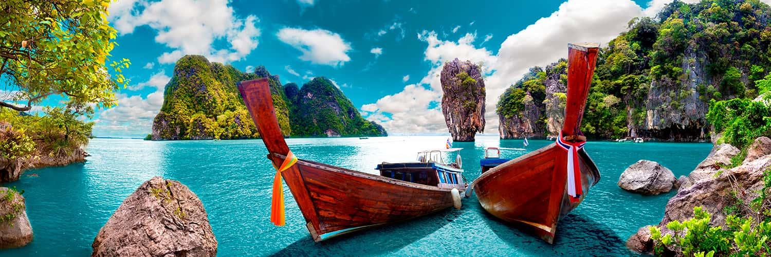Search and Book Lowest airfares from Thailand
