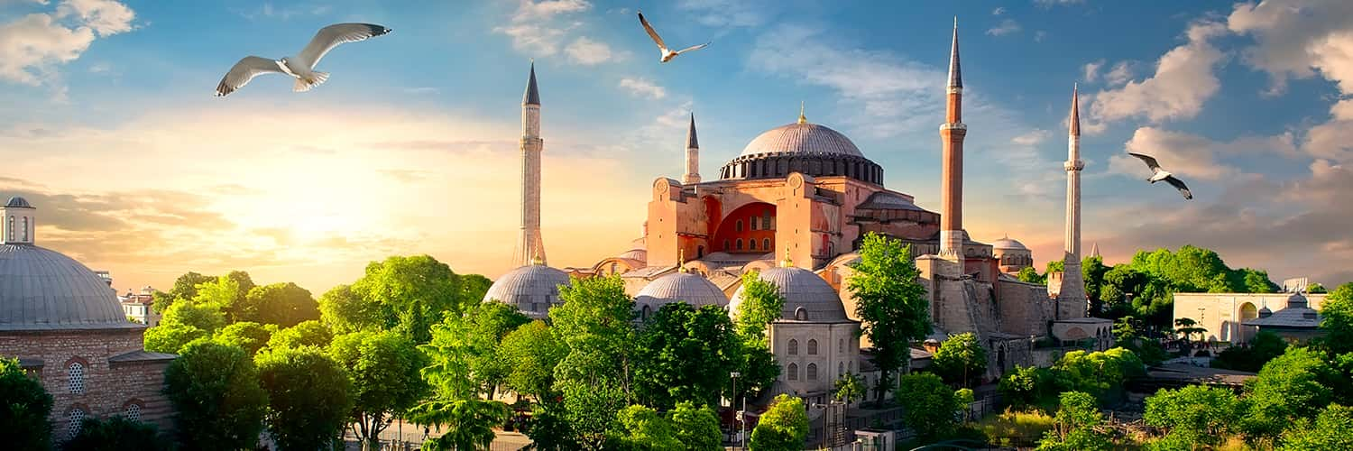 Compare Cheap Flights to Turkey