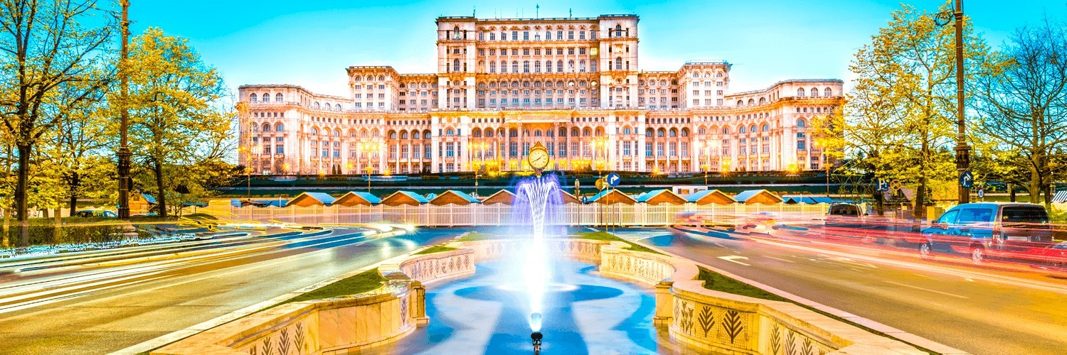 Search Madrid to Bucharest (MAD - OTP) Flight Deals