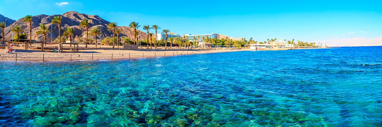 Search Brussels to Eilat (BRU - VDA) Flight Deals
