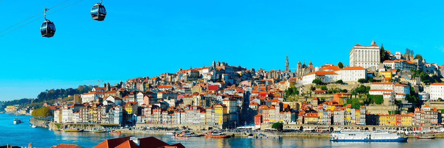 Search San Jose, CR to Porto (SJO - OPO) Flight Deals