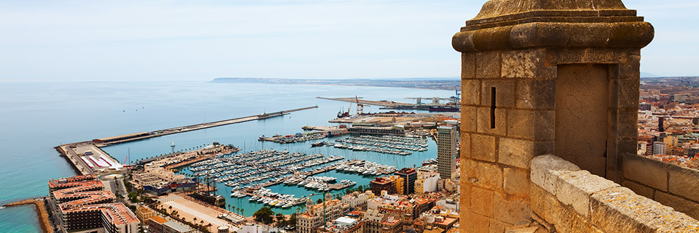 Search Tunis to Alicante (TUN - ALC) Flight Deals