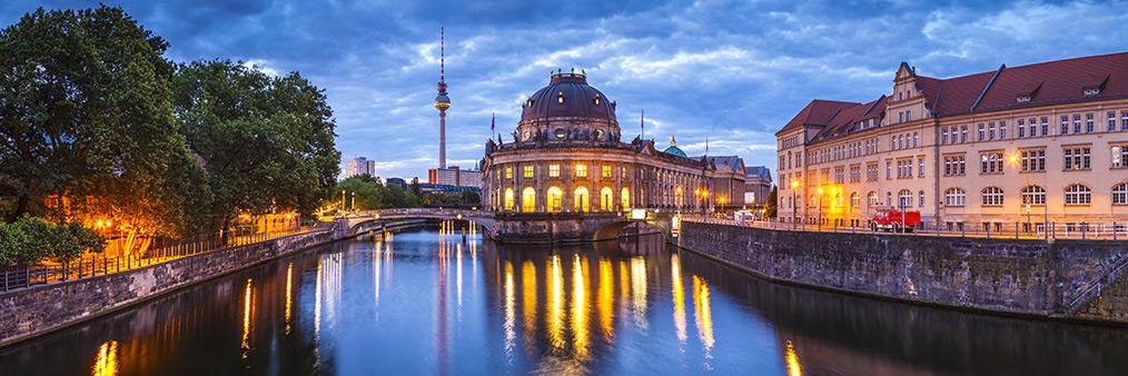 Compare ofertas en vuelos baratos a Alemania