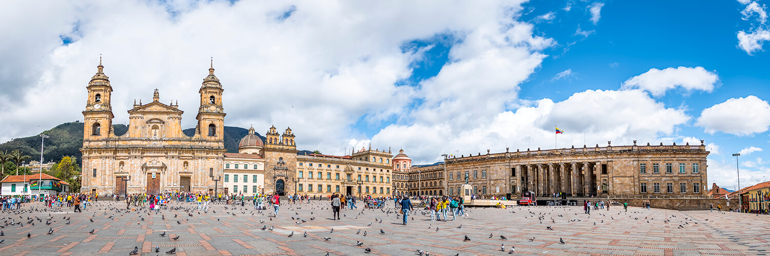 Search Frankfurt to Bogota (FRA - BOG) Flight Deals