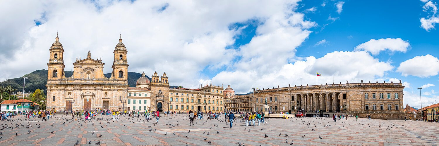 Search Amsterdam to Bogota (AMS - BOG) Flight Deals