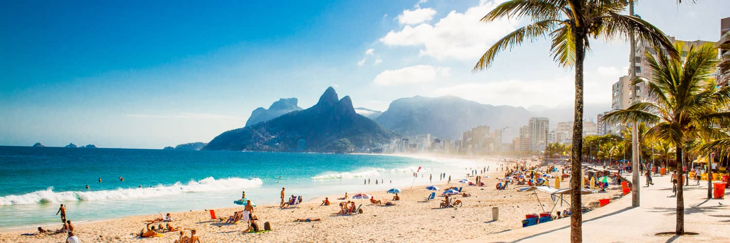 Search and Book Lowest airfares from Brazil