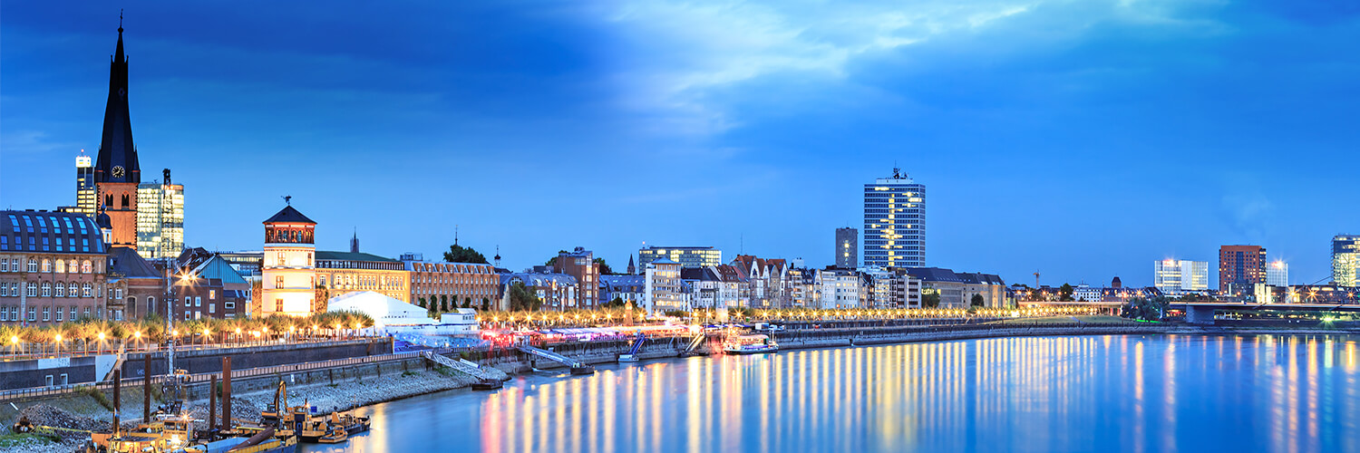 Search Madrid to Dusseldorf (MAD - DUS) Flight Deals