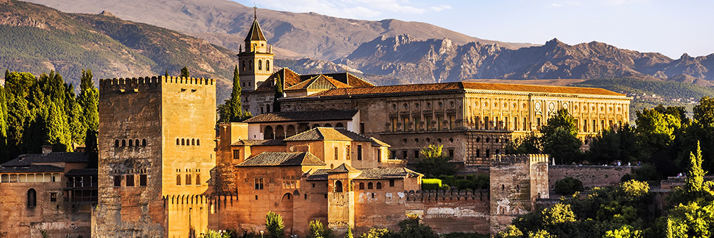 Search Madrid to Granada (MAD - GRX) Flight Deals