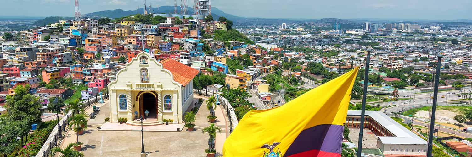 Search Milan to Guayaquil (MXP - GYE) Flight Deals