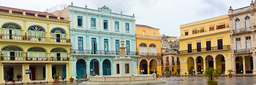 Search Barcelona to Havana (BCN - HAV) Flight Deals