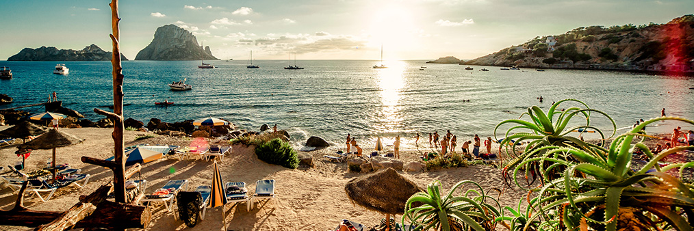 Search Medellin to Ibiza (MDE - IBZ) Flight Deals