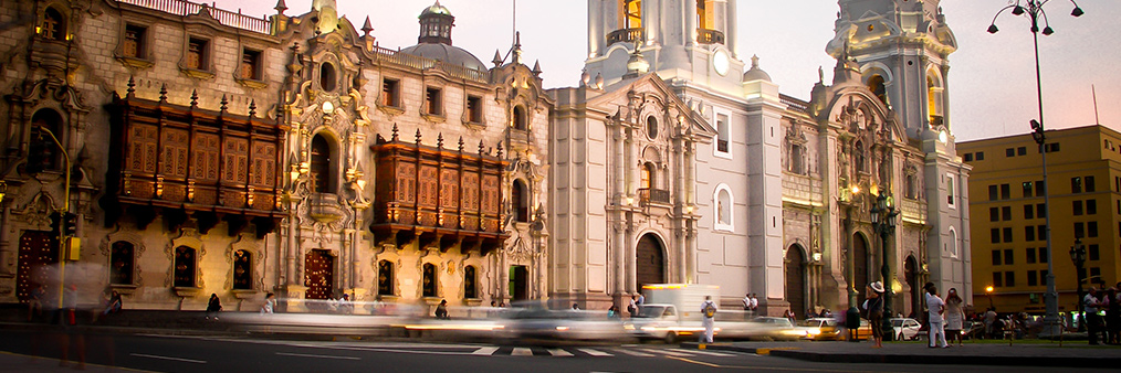 Find Russia - Peru Cheap Flights