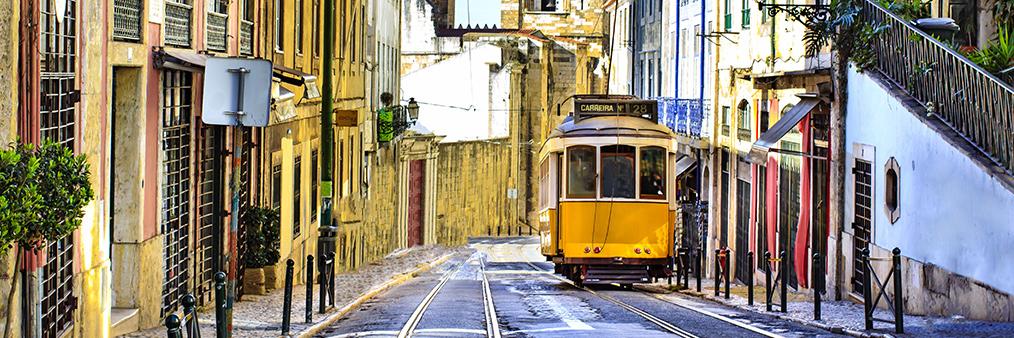 Encontre passagens promocionais partindo de Lisboa (LIS)