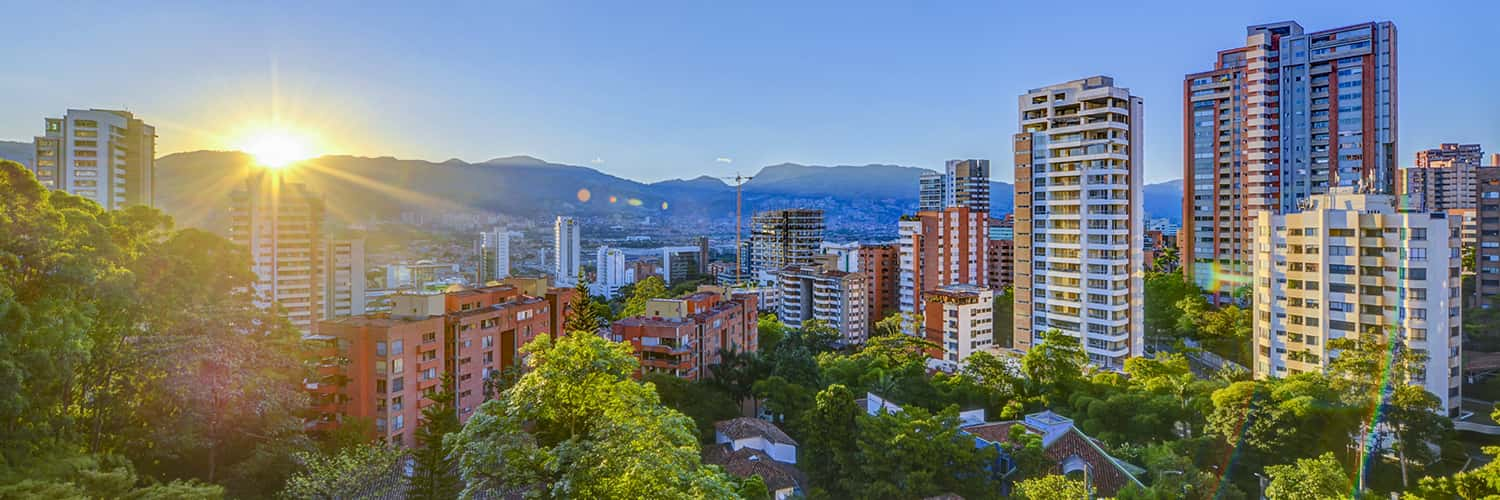 Search Paris to Medellin (CDG - MDE) Flight Deals