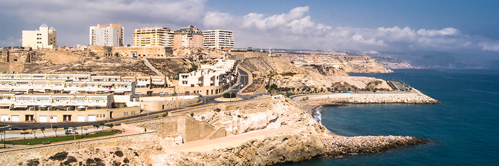 Search Malaga to Melilla (AGP - MLN) Flight Deals