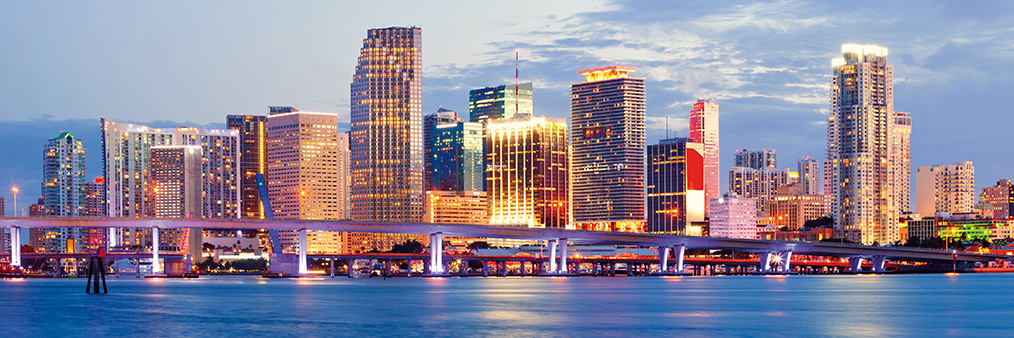 Search Madrid to Miami (MAD - MIA) Flight Deals