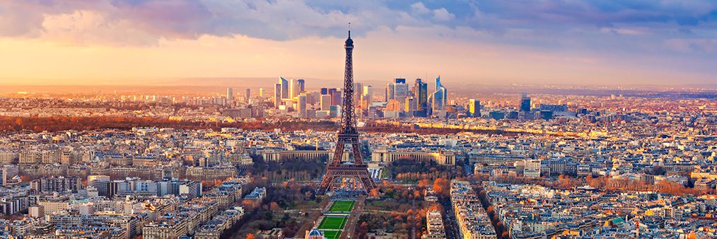 Compare Lowest Airfares from Paris (CDG)