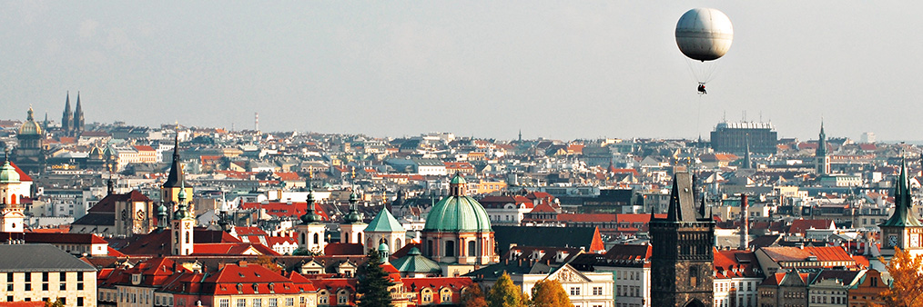 Compare Lowest Airfares from Prague (PRG)