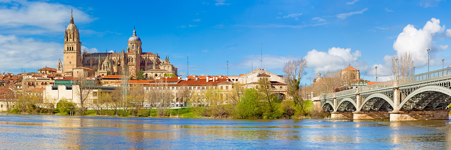 Search Mallorca to Salamanca (PMI - SLM) Flight Deals