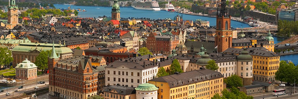 Search and Book Lowest airfares from Sweden