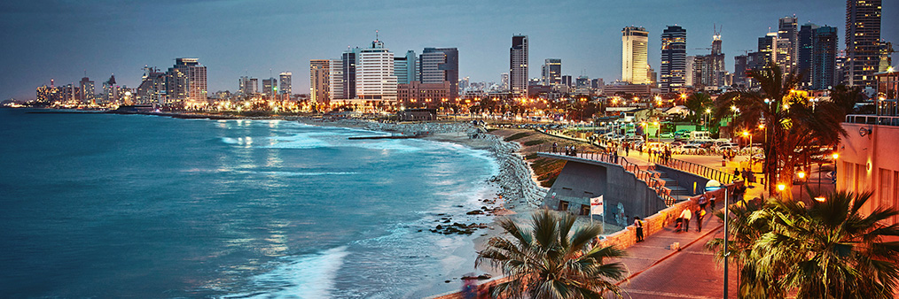 Search Caracas to Tel Aviv (CCS - TLV) Flight Deals