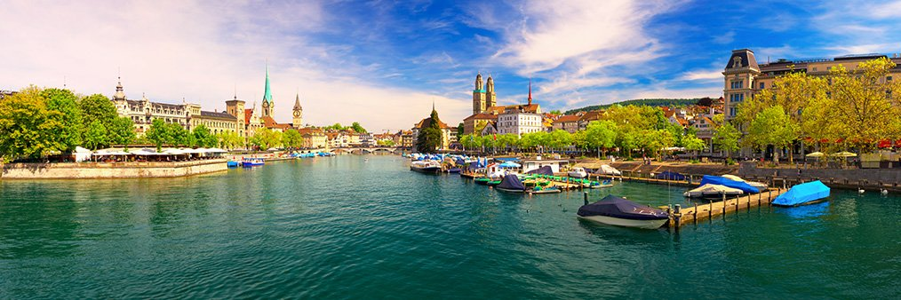 Find the Best Flight Deals to Zurich (ZRH)